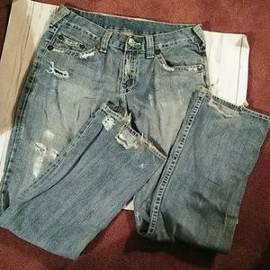 VTG True Religion mens blue  Jeans